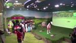 LPGA vs KLPGA 의 3:3 팀 매치 대결
